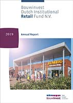 Annual Report 2019 Bouwinvest Retail Fund