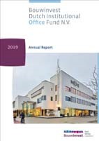 Annual Report 2019 Bouwinvest Office Fund