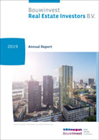 Annual Report 2019 Bouwinvest Real Estate Investors